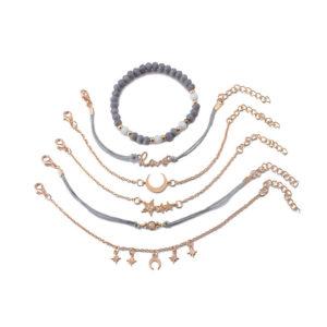 Armbandsset - Bohemiskt